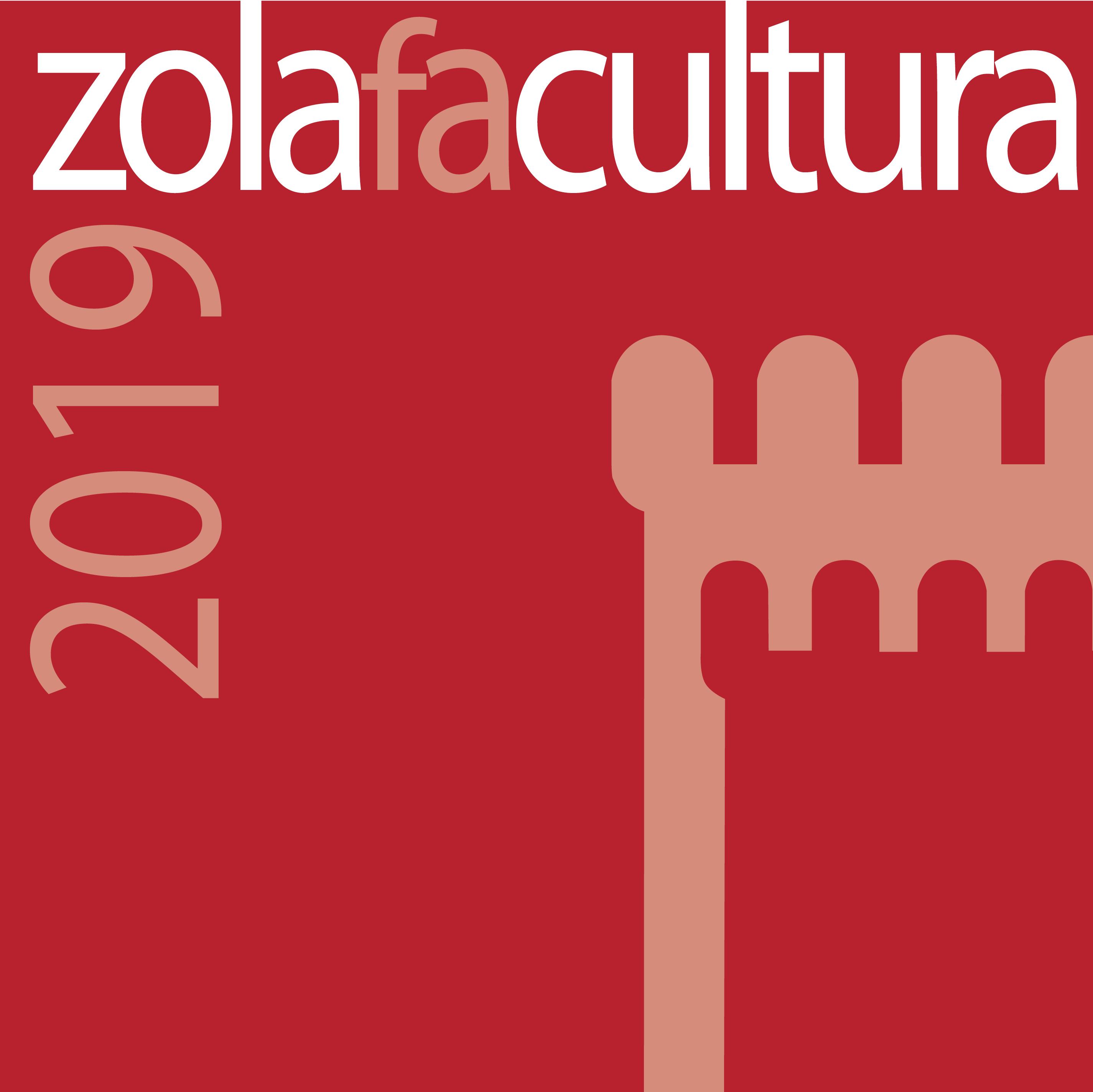 Logo Zola fa Cultura