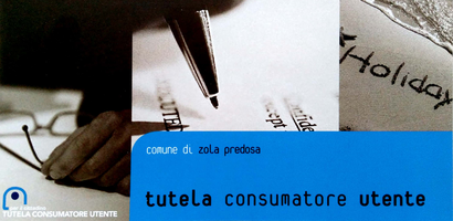 Sportello tutela consumatore- cartolina