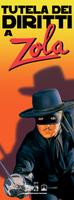 Tutela dei diritti a Zola: Zorro