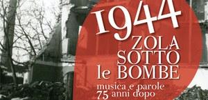 1944: Zola sotto le bombe - Evento in Auditorium il 5 dicembre