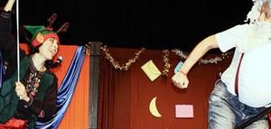 """""""Chi sono io, Babbo Natale?"""" di Ambaradan Teatro"""