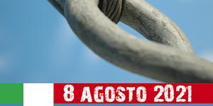8 agosto 2021 - Giornata nazionale del sacrificio del lavoro italiano all'estero