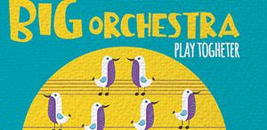 BIG ORCHESTRA: 100 giovani per la musica! Concerto domenica 4 luglio a Ca' La Ghironda