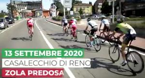 Ciclismo: 40° Piccolo Giro dell'Emilia il 13 settembre
