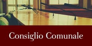 Consiglio Comunale - Seduta ordinaria