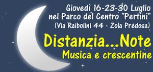 """Distanzia...Note - Musica e crescentine nel Parco del """"Pertini"""""""