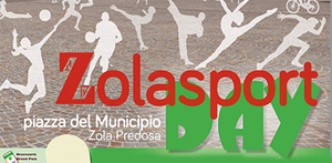 Domenica 26 settembre a Zola Predosa c'è il primo ZolaSportDay: il programma