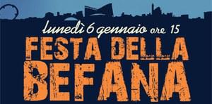 Festa della Befana - 6 gennaio 2020 a Villa Edvige