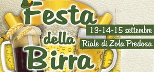 Festa della Birra 13-14-15 settembre a Zola Predosa