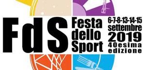 Festa dello Sport - 6-7-8 e 13-14-15 settembre a Zola Predosa