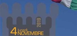 Festa dell'Unità Nazionale e delle Forze Armate - 4 novembre