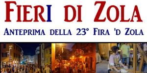 """""""Fieri di Zola"""" - Anteprima della 23^ Fiera di Zola"""