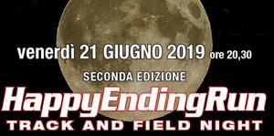 HappyEndingRun - Track and field night