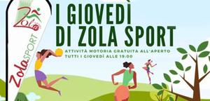 "I giovedì di ZolaSport: ""Ginnastica Dolce"""