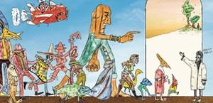 IL PAPÀ DI DIO Liberamente ispirato all'omonimo romanzo a fumetti di Maicol&Mirco: 2 marzo ore 20 in Auditorium