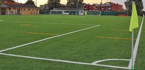 Inaugurazione Campo da calcio in sintetico al Centro Sportivo Melotti di Ponte Ronca