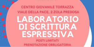 Laboratorio di scrittura espressiva per ragazzi/e al Centro Torrazza: 10-17-24 febbraio