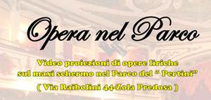 L'Opera nel Parco al Centro Pertini: 24 e 31 agosto