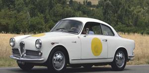 Raid del Pignoletto -  Giro turistico per auto d'epoca sui colli bolognesi