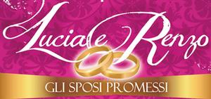 Renzo e Lucia Gli sposi promessi - Domenica 17 marzo