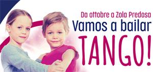 Vamos a bailar TANGO!: martedì 17 e 24/9 lezione di prova gratuita a La Mandria-Spazio Atelier