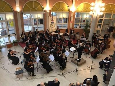 Grande Orchestra Città di Cervia in Sala Arengo