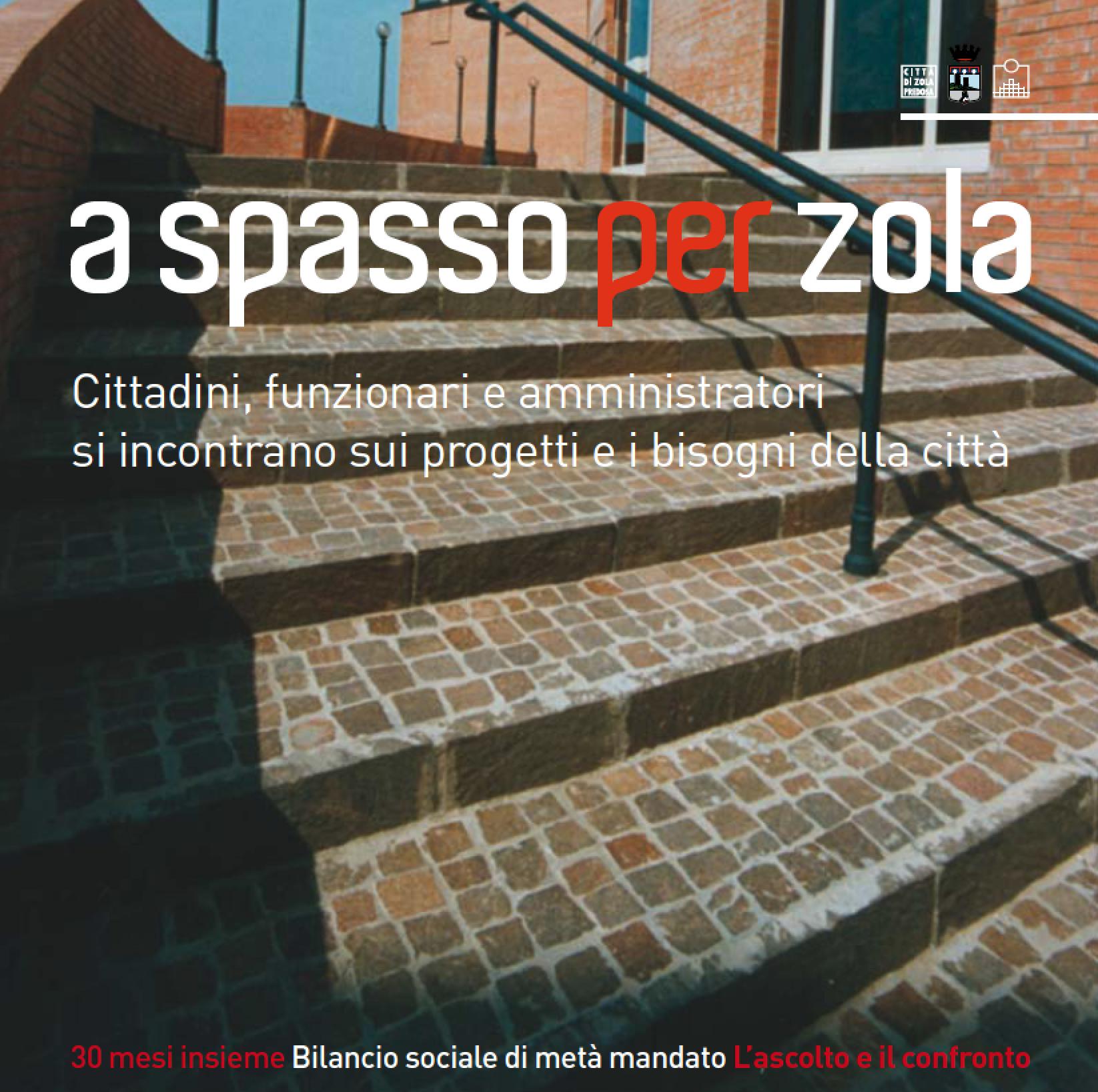 """""""A spasso per Zola"""" - 2007"""