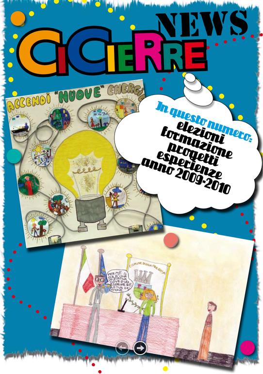 Cicierre news 2010