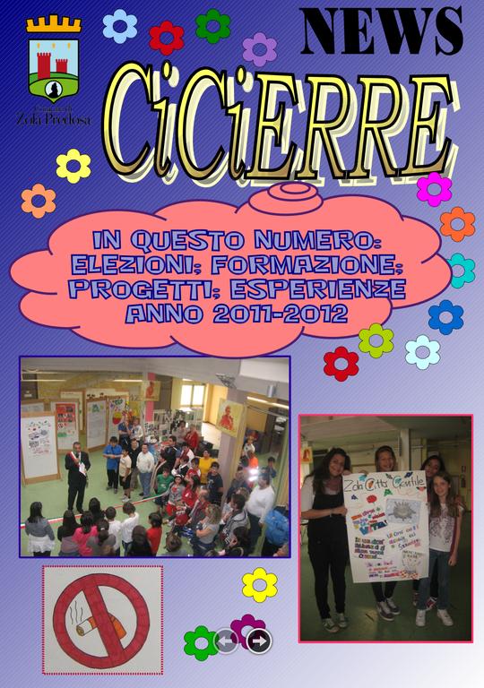 Cicierre news 2011-2012