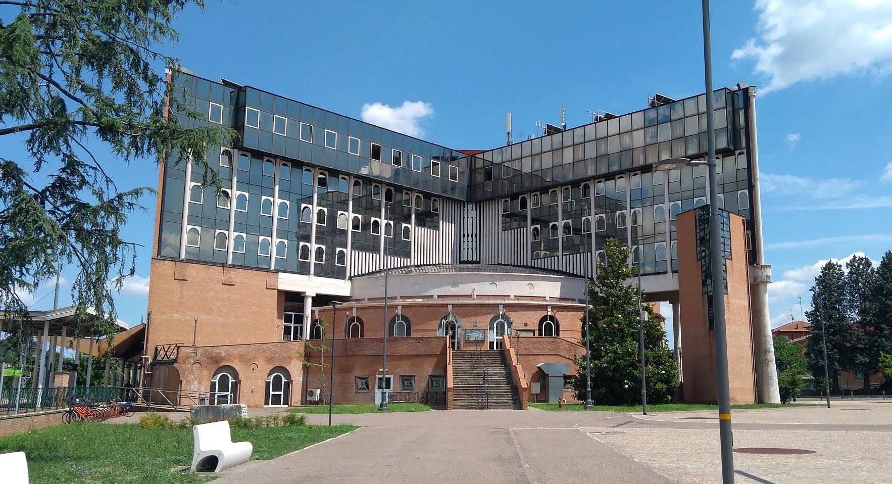 Municipio dalla Piazza