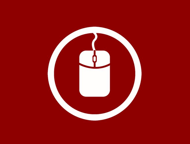 mouse icona