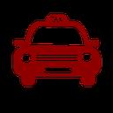 Taxi icona