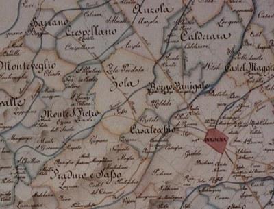Mappa (da Zola 200)