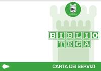 Carta dei servizi della Biblioteca
