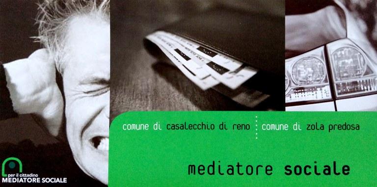 cartolina sportello di mediazione sociale